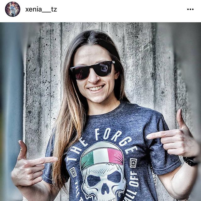 "Reposting this from @xenia___tz thanks for repping 5.11 and glad you love it! The ""Forge Tee"" spotted in Italy. Proud of the performance of this design going international from such humble little roots. @511tactical @511tactical_int"