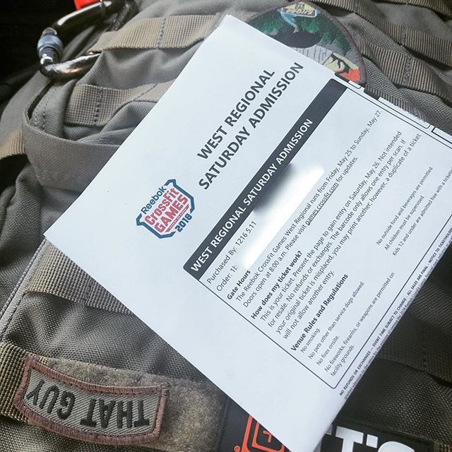 Cannot wait for this Saturday! Heading out to the west coast regionals with the wife, @511tactical and some great friends @mrmannyflow3rs and @ckgoodchild