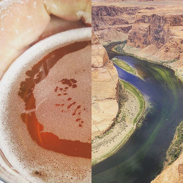 On the left was somewhere close to Mt. Zion, UT. On the right was at Horseshoe Bend, AZ. You were missed in both locations. And this was what this epic trip really came down to. @aventuraseeker @zr2adventure @511tactical @511tactical @rigdsupply